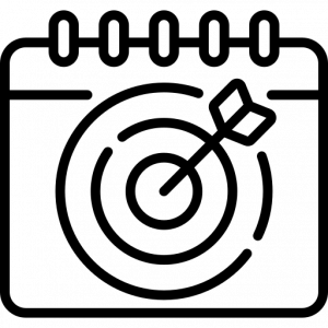 Embracing Your Means - Coaching Packages - Targeted Focus icon